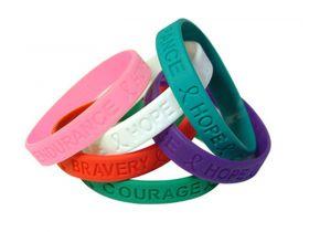 Декоративное силиконовое кольцо с выпуклой печатью (Фиолетовый)